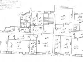 Лот № 6884, Продажа офисов в ЦАО - План