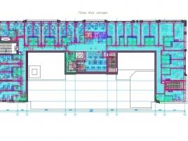 Лот № 6895, Продажа офисов в ЦАО - План