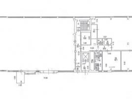 Лот № 6938, Продажа офисов в ЦАО - План