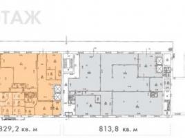 Лот № 6942, Продажа офисов в САО - План