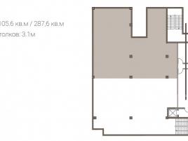 Лот № 7025, ЖК Barkli Residence, Продажа офисов в ЮАО - План