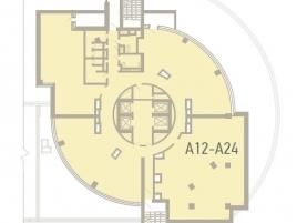 Лот № 7069, Гостинично-деловой центр Парк Победы, Аренда офисов в ЗАО - План