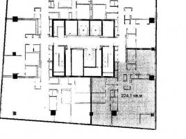 Лот № 7118, Многофункциональный комплекс Город Столиц, Продажа офисов в ЦАО - План