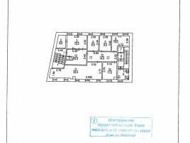 Лот № 7182, Бизнес Центр Трёхпрудный, Аренда офисов в ЦАО - План