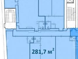 Лот № 7239, Деловой центр «Полянка 7», Продажа офисов в ЦАО - План