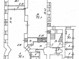 Лот № 730, Продажа офисов в ЦАО - План