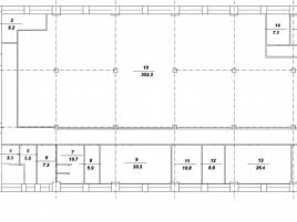 Лот № 7335, Аренда офисов в СВАО - План
