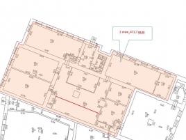 Лот № 7343, БЦ На Семеновской, Аренда офисов в ВАО - План