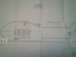 Лот № 7409, Бизнес-центр МонАрх, Продажа офисов в САО - План