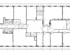 Лот № 7420, Аренда офисов в ЦАО - План