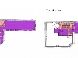Лот № 7627, Бизнес комплекс класса А Большевик, Аренда офисов в САО - План