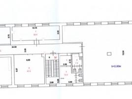 Лот № 7633, Торгово-офисный центр «К-24», Аренда офисов в ЦАО - План
