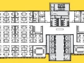 Лот № 7660, БЦ Mebe One, Аренда офисов в Химки - План