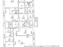 Лот № 7687, Продажа офисов в СВАО - План