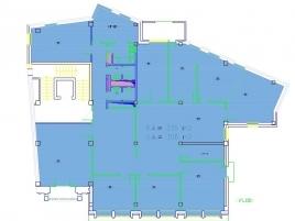 Лот № 7727, БЦ Чаплыгина, Аренда офисов в ЦАО - План