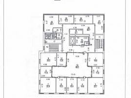 Лот № 7923, Бизнес центр Ост Хаус, Аренда офисов в ЦАО - План