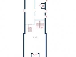 Лот № 8091, Аренда офисов в СВАО - План