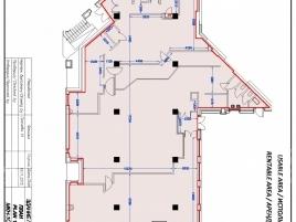 Лот № 8182, БЦ Riverside Towers, Аренда офисов в ЦАО - План