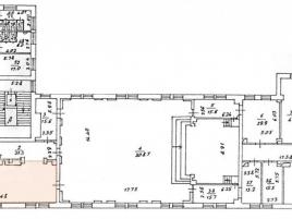 Лот № 8230, Аренда офисов в ЦАО - План