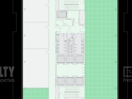 Лот № 8438, Бизнес-центр «Arcus III», Аренда офисов в СЗАО - План