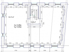 Лот № 912, Продажа офисов в СВАО - План