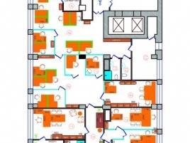Лот № 9278, Парк Мира, Продажа офисов в СВАО - План