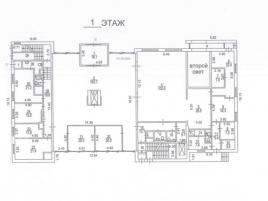 Лот № 9654, БЦ Нагорная 18, Продажа офисов в ЮАО - План