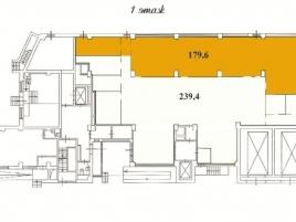 Лот № 9683, Монетный двор, Продажа офисов в ЦАО - План
