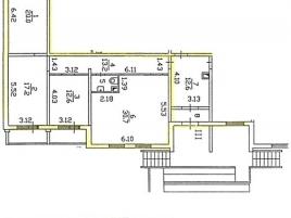 Лот № 9768, Продажа офисов в ЮВАО - План