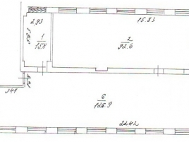 Лот № 976, Бизнес-центр «Дом Бизнеса», Аренда офисов в САО - План