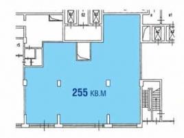 Лот № 980, Имперский Дом, Аренда офисов в ЦАО - План