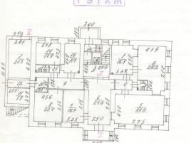 Лот № 984, Аренда офисов в ЦАО - План