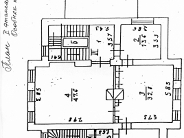 Лот № 986, Аренда офисов в ЦАО - План